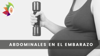 Abdominales en el embarazo o cómo evitar la separación abdominal estando embarazada